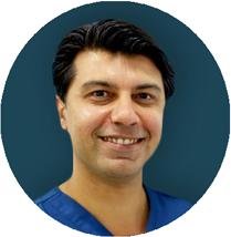 Kaakchirurg Drs. R. Dorr Toloui